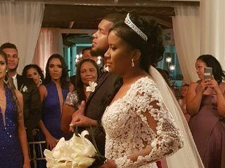 O casamento de Kenia e Alessandro  1