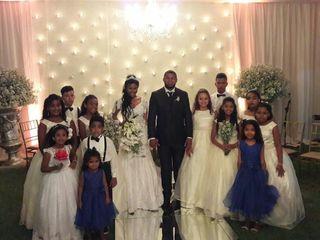 O casamento de Kenia e Alessandro