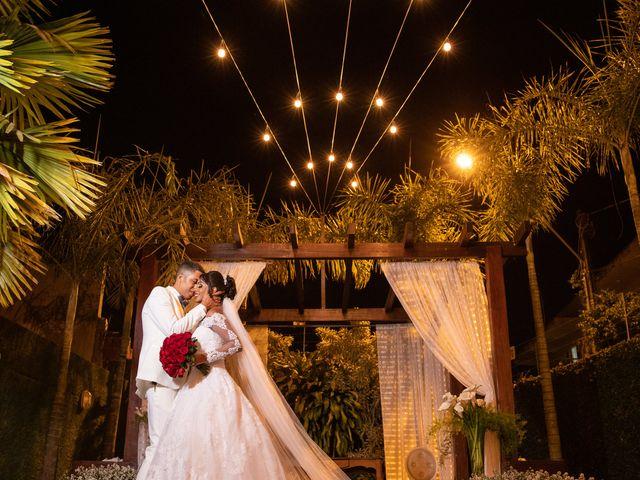 O casamento de Carlos e Claudia em Brasília, Distrito Federal 1