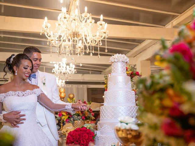 O casamento de Claudia e Carlos