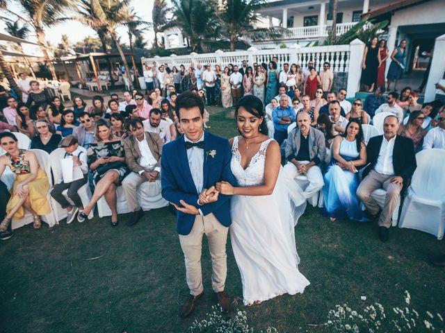 O casamento de Tayro e Natháli em Caucaia, Ceará 11
