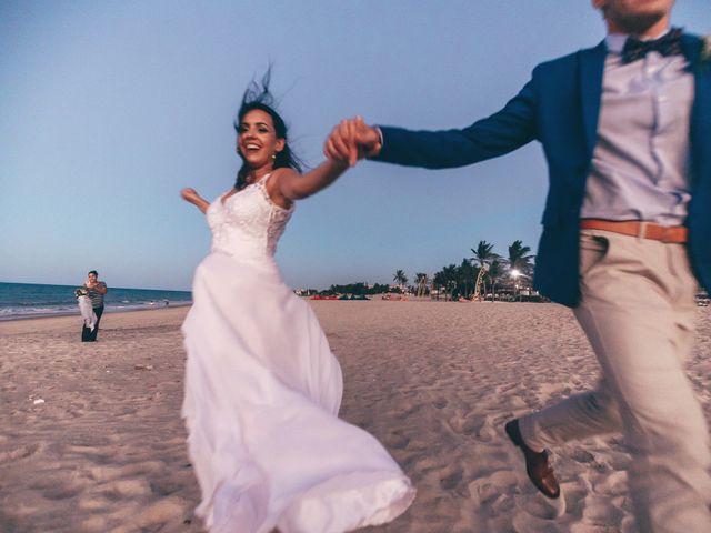 O casamento de Tayro e Natháli em Caucaia, Ceará 13