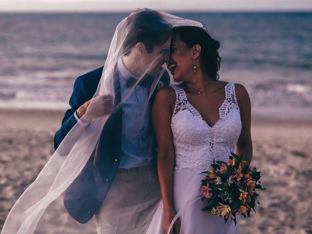 O casamento de Tayro e Natháli em Caucaia, Ceará 1