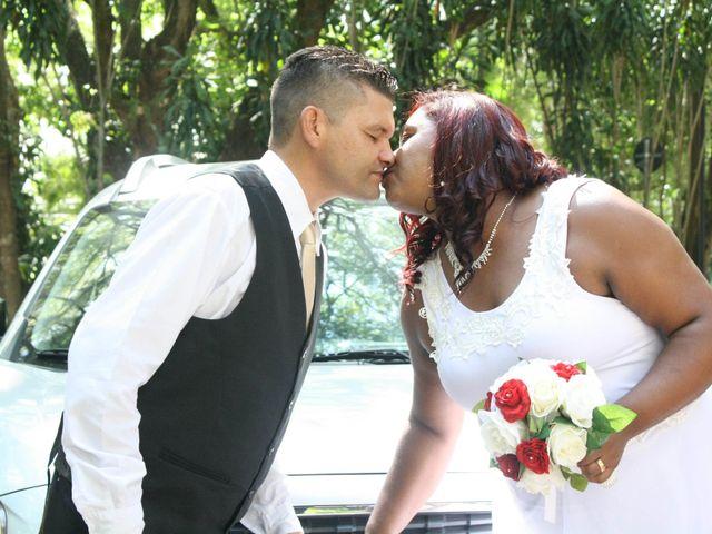 O casamento de Priscila e Aparecido