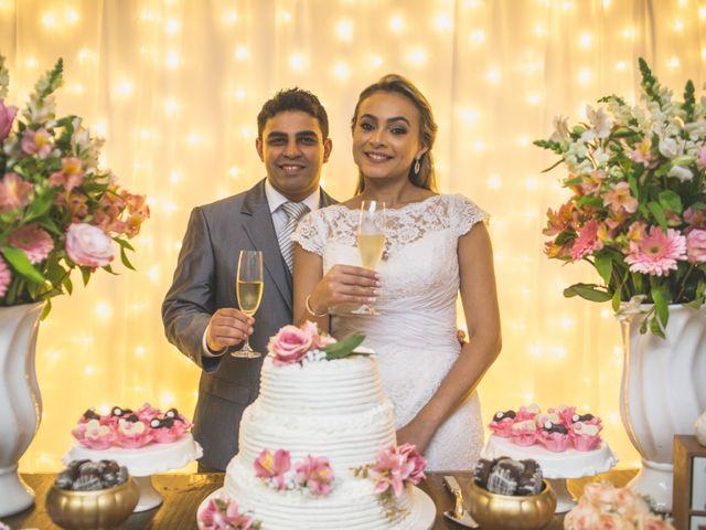 O casamento de Rosário e Flávio