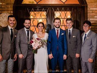 O casamento de Camila  e Ismael 1