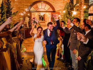 O casamento de Camila  e Ismael