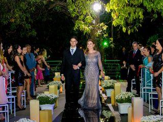 O casamento de Estela e Diego 1