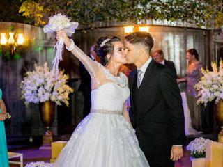 O casamento de Estela e Diego