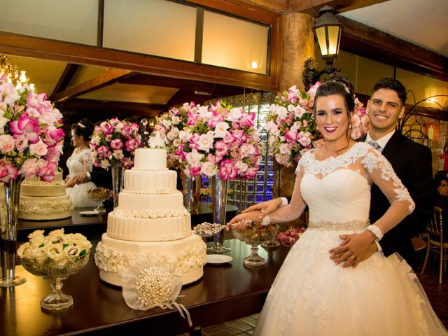 O casamento de Diego e Estela em Belo Horizonte, Minas Gerais 1