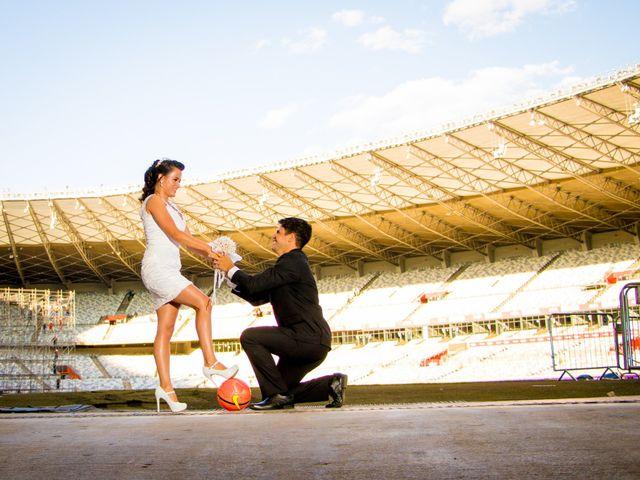 O casamento de Diego e Estela em Belo Horizonte, Minas Gerais 25