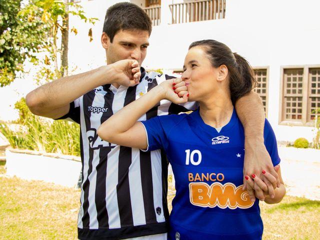 O casamento de Diego e Estela em Belo Horizonte, Minas Gerais 30