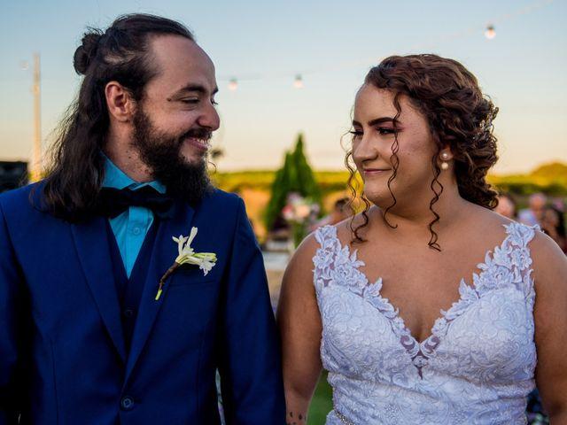 O casamento de Lays e Gefferson