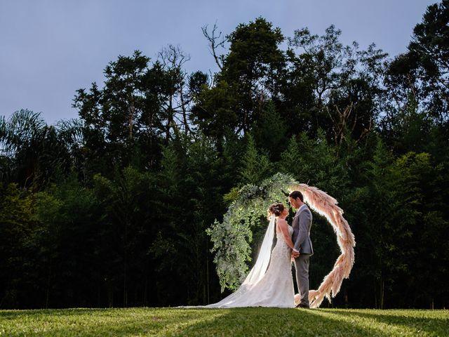 O casamento de Priscila e Guilherme