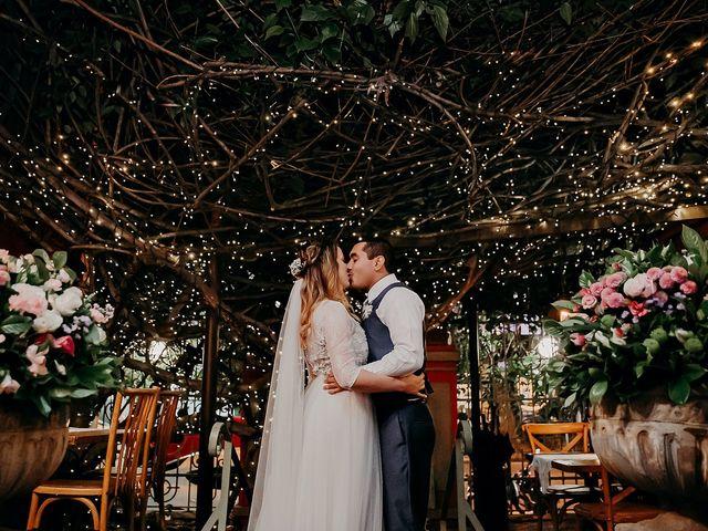 O casamento de Bianca e Paulo