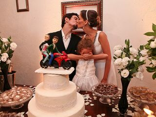 O casamento de Tatiana e Tiago