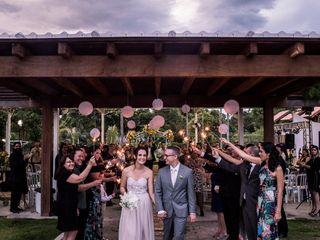 O casamento de Murilo e Thais