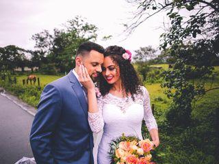 O casamento de Natália e Fernando