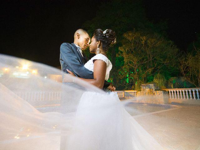 O casamento de Flávia e Alex