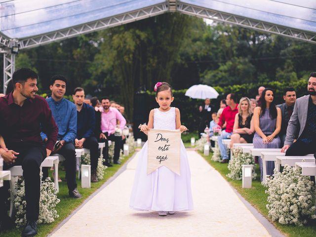 O casamento de Fernando e Natália em Joinville, Santa Catarina 14