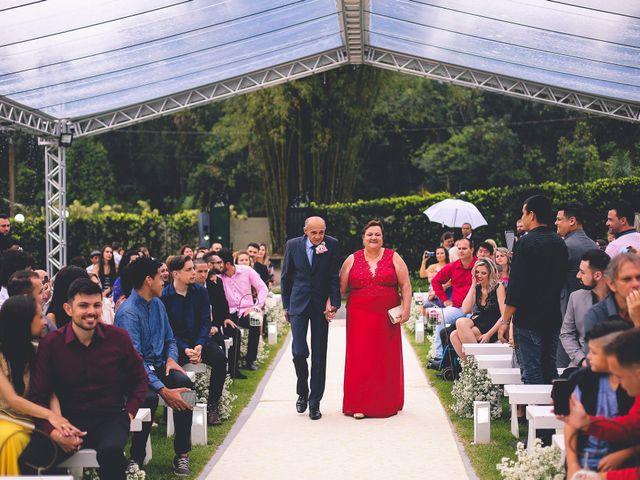 O casamento de Fernando e Natália em Joinville, Santa Catarina 16
