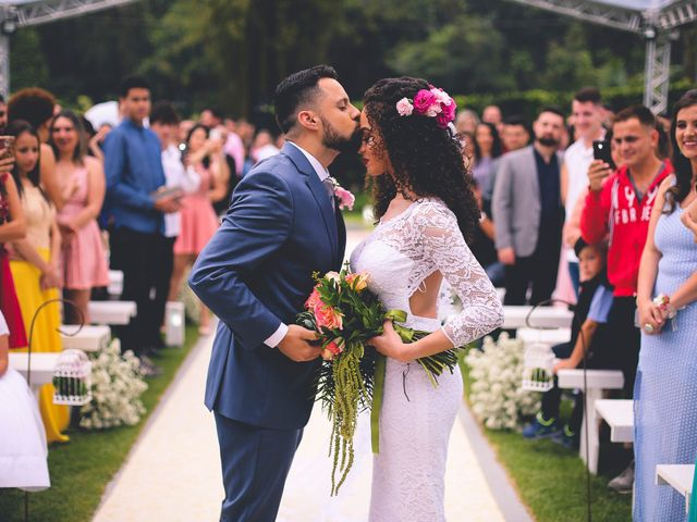 O casamento de Fernando e Natália em Joinville, Santa Catarina 1