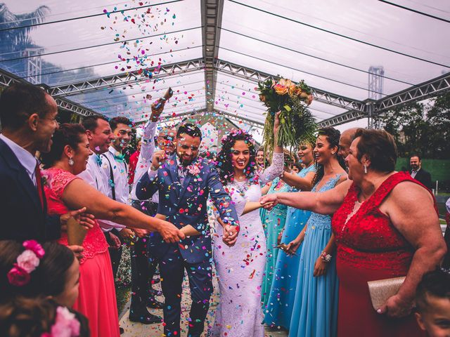 O casamento de Fernando e Natália em Joinville, Santa Catarina 35