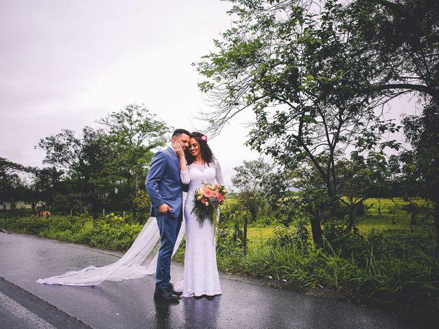 O casamento de Fernando e Natália em Joinville, Santa Catarina 2