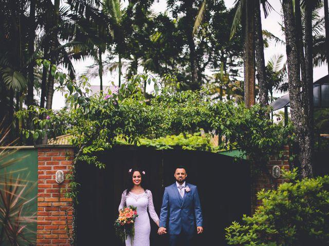 O casamento de Fernando e Natália em Joinville, Santa Catarina 45