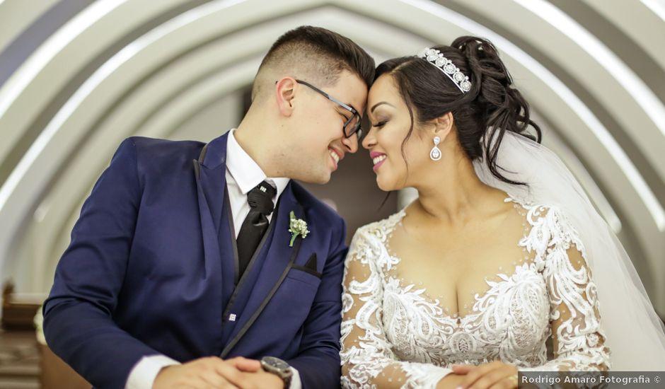 O casamento de Gustavo e Viviane em São Paulo, São Paulo