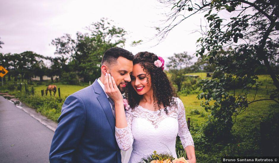 O casamento de Fernando e Natália em Joinville, Santa Catarina