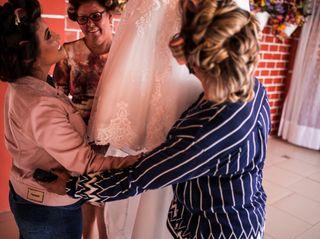 O casamento de Thais e Gabriel 1