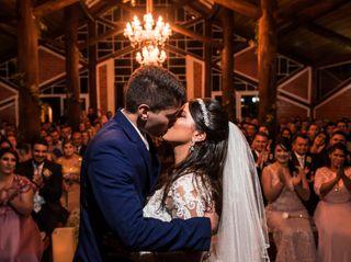 O casamento de Thais e Gabriel