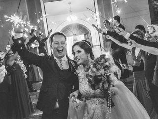 O casamento de Katiane e Magnus