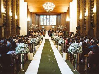 O casamento de Aline e Willian 3