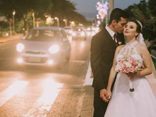 O casamento de Sabryna e Gabriel