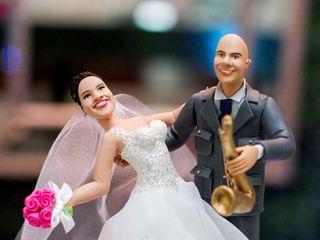 O casamento de Marie e Thiago 3
