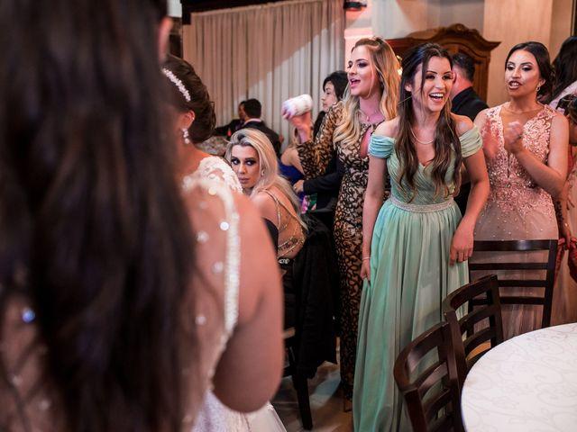 O casamento de Gabriel e Thais em Curitiba, Paraná 69
