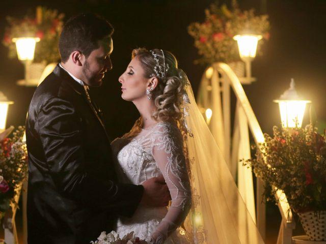 O casamento de Priscila e Ronaldo