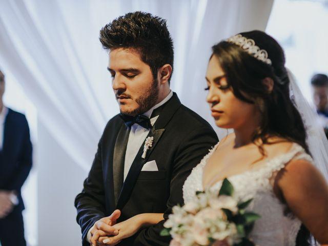 O casamento de Larissa e Paulo