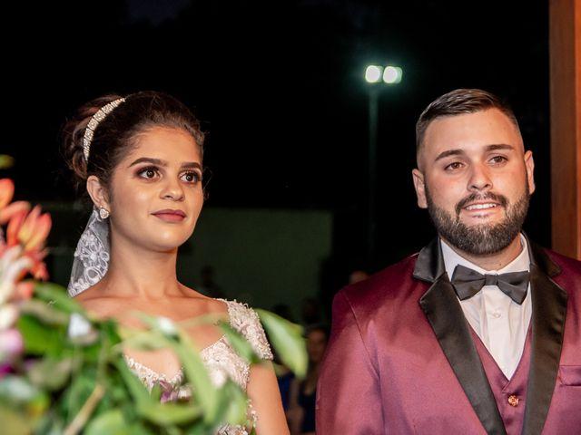 O casamento de Thais e Icaro