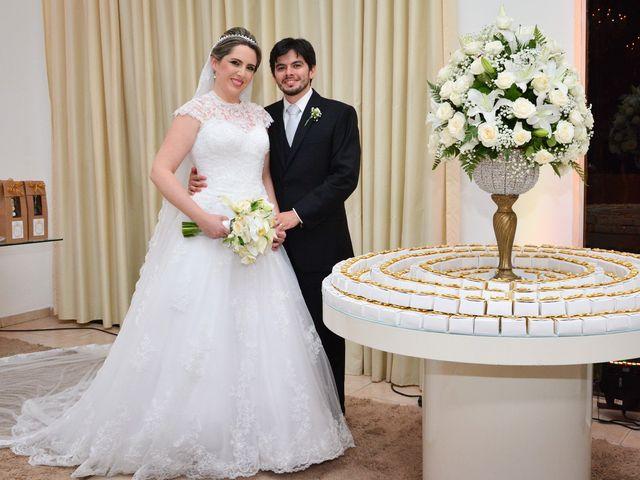 O casamento de Camila e Diogo