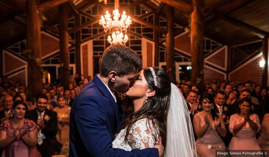 O casamento de Gabriel e Thais em Curitiba, Paraná