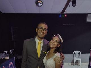 O casamento de Sara e Lorran 1