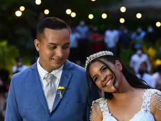 O casamento de Sara e Lorran