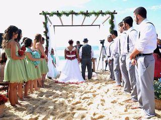 O casamento de Magui e Marcos