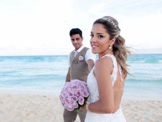 O casamento de Adalise e Luciano