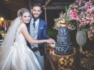 O casamento de Deise  e Leidiel
