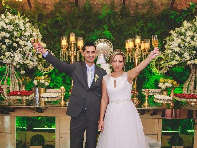 O casamento de Patricia e Gilmar
