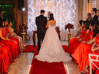 O casamento de Larissa e Vitor 2